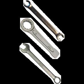 Ringgaffelnøgler